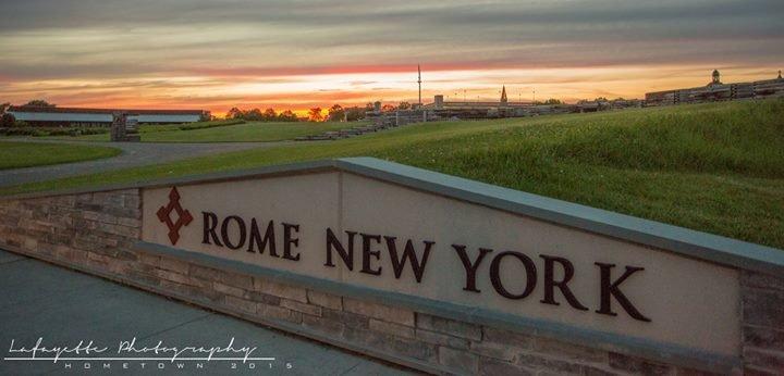 The City of Rome, NY cover