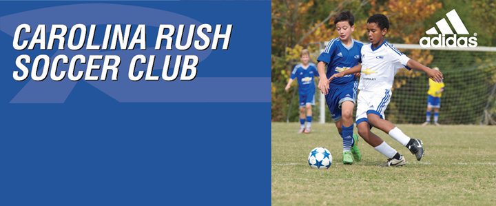 Carolina Rush Soccer Club - CRSC cover