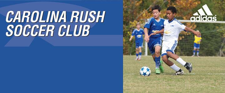 Carolina Rush Soccer Club - CRSC cover