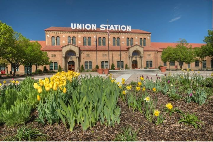 Ogden's Union Station Foundation cover