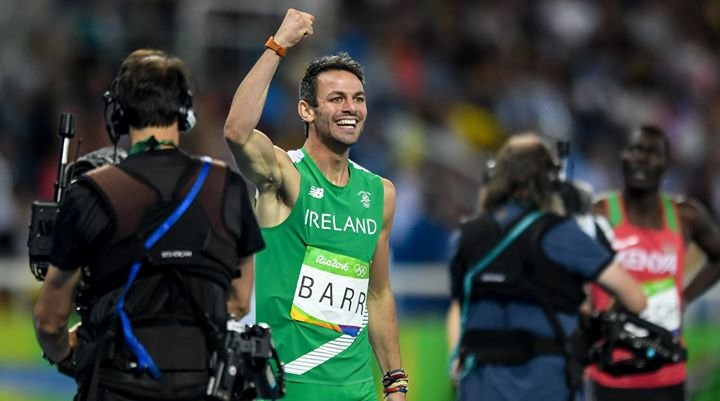 Athletics Ireland cover