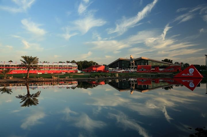 Abu Dhabi HSBC Championship presented by EGA cover