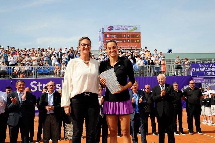 Internationaux de Tennis de Strasbourg cover