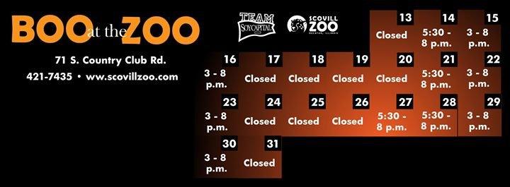 Scovill Zoo cover