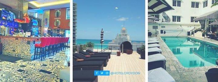 Hotel Croydon cover