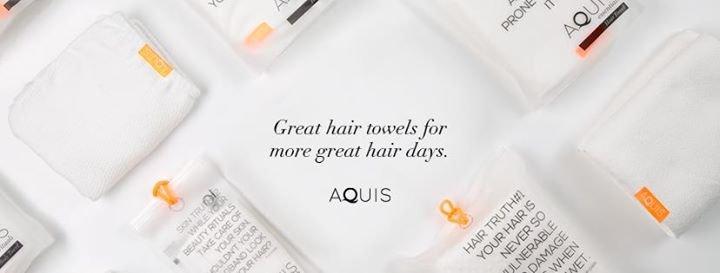 Aquis Hair cover