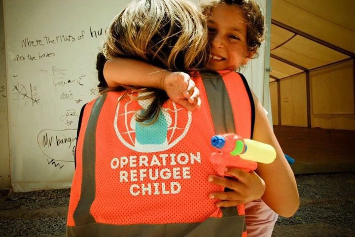 Operation Refugee Child cover
