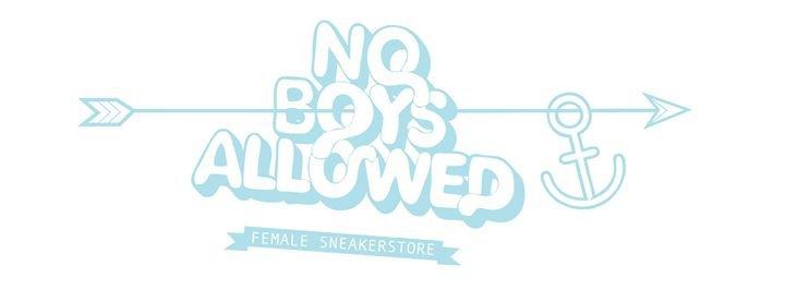 No Boys Allowed cover