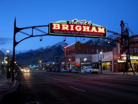 Brigham City Corporation cover