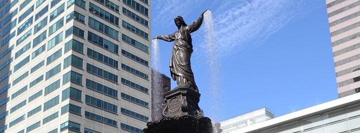 Fountain Square cover