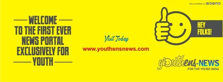 Youthens News cover