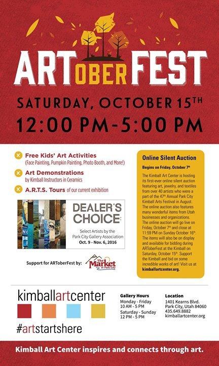 Kimball Art Center cover
