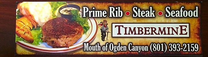 Timbermine Steakhouse cover