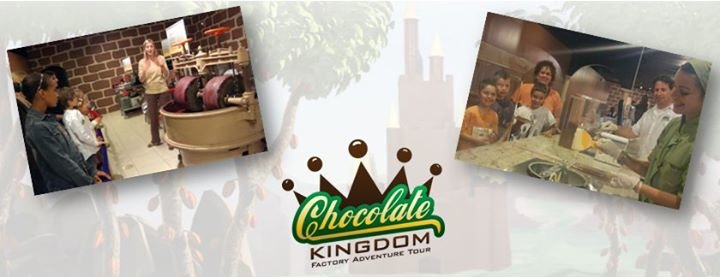 Chocolate Kingdom cover