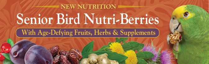 Lafeber Nutri-Berries cover