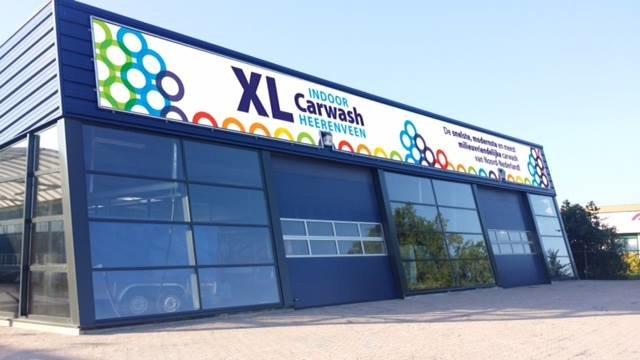 XL Indoor Carwash Heerenveen cover
