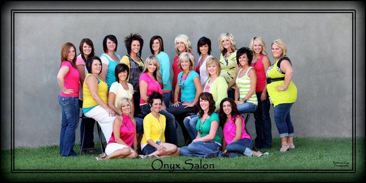 ONYX Salon cover