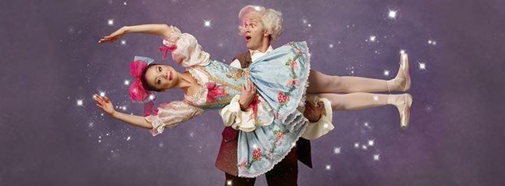 Cincinnati Ballet cover