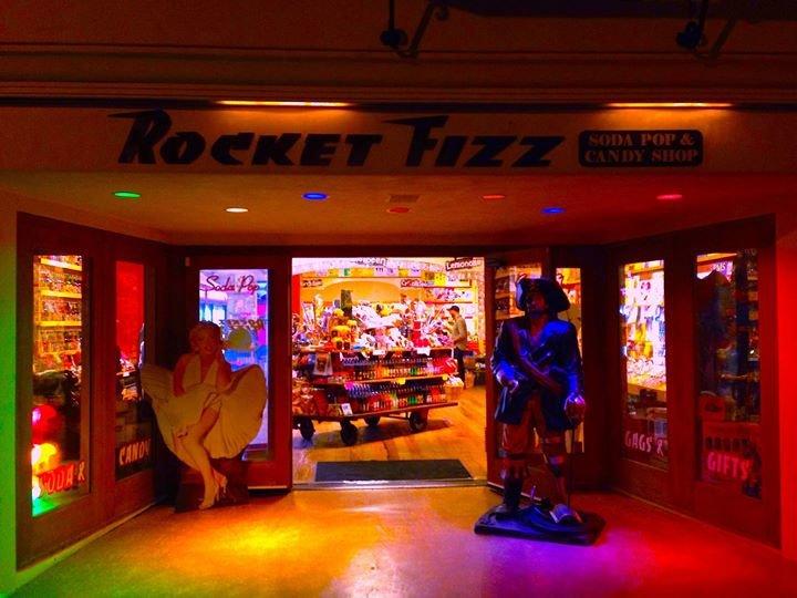Rocket Fizz Santa Barbara, CA cover
