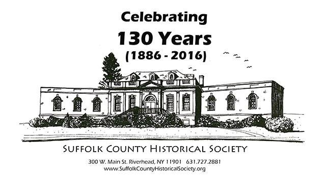 Suffolk County Historical Society cover