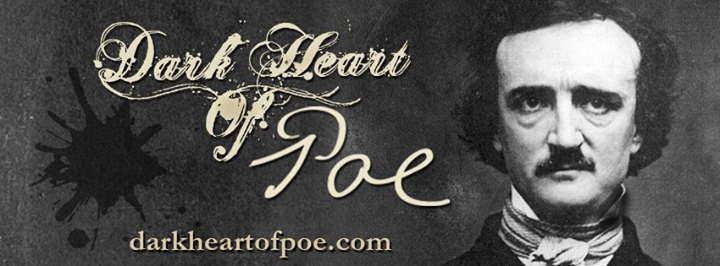 Dark Heart of Poe cover