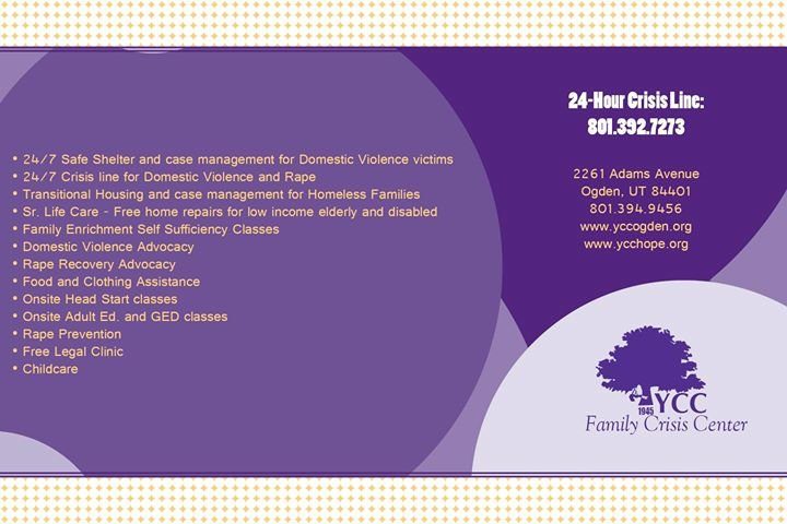 YCC Family Crisis Center cover