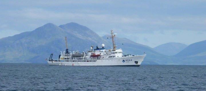 NOAA Ship Fairweather cover