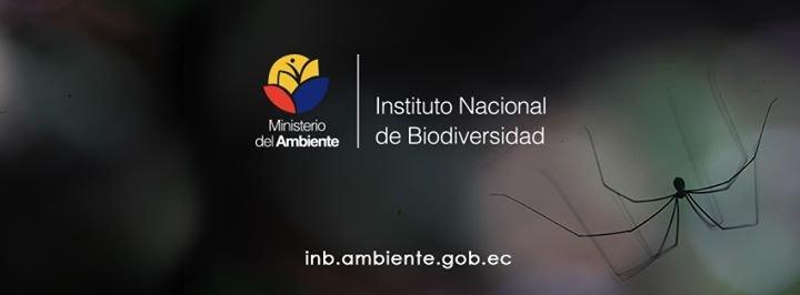 Instituto Nacional de Biodiversidad - Ecuador cover
