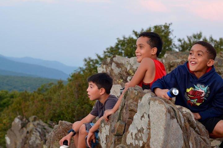 The Shenandoah National Park Trust cover