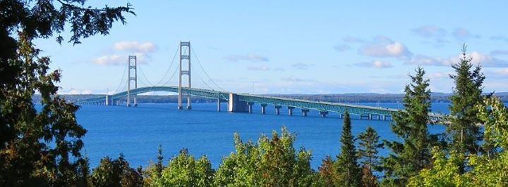 MightyMac.org - The Mackinac Bridge cover