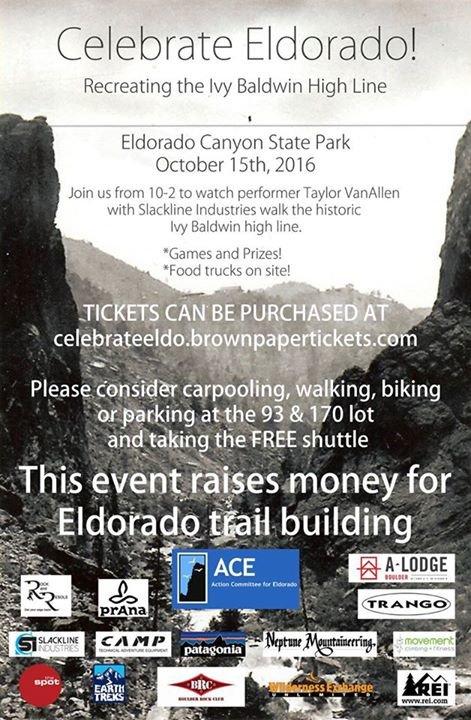 Eldorado Canyon State Park - Colorado Parks and Wildlife cover