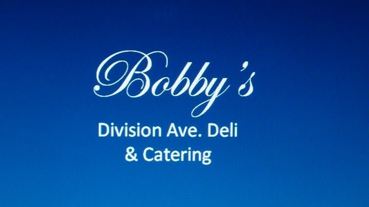 Bobby's Division Ave. Deli & Catering cover