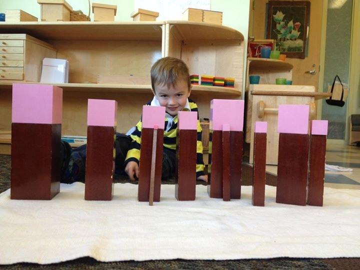 Mid-State Montessori Center cover