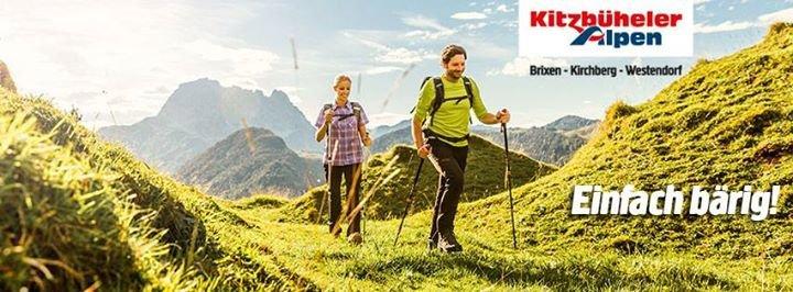 Kitzbüheler Alpen - Brixen, Kirchberg, Westendorf cover