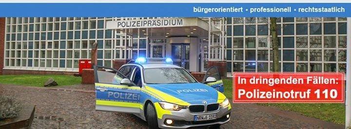 Polizei NRW Dortmund cover