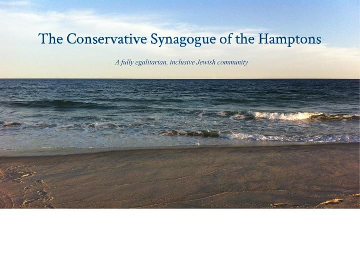 The Conservative Synagogue of the Hamptons cover