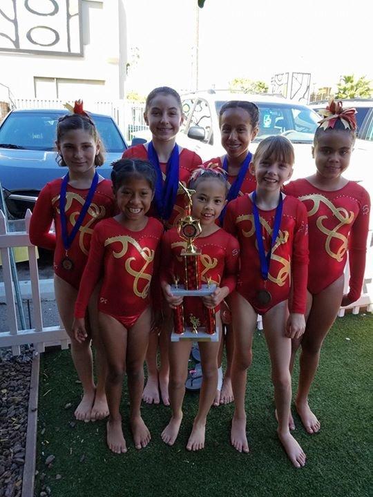 Santa Barbara Gymnastic Club LLC cover
