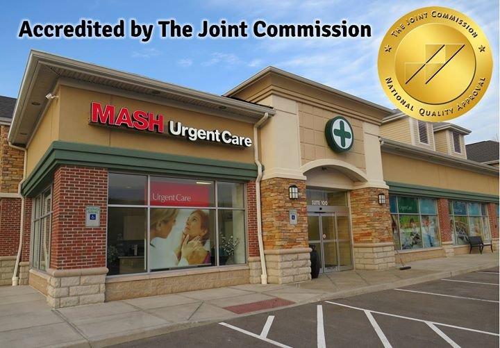 MASH Urgent Care cover