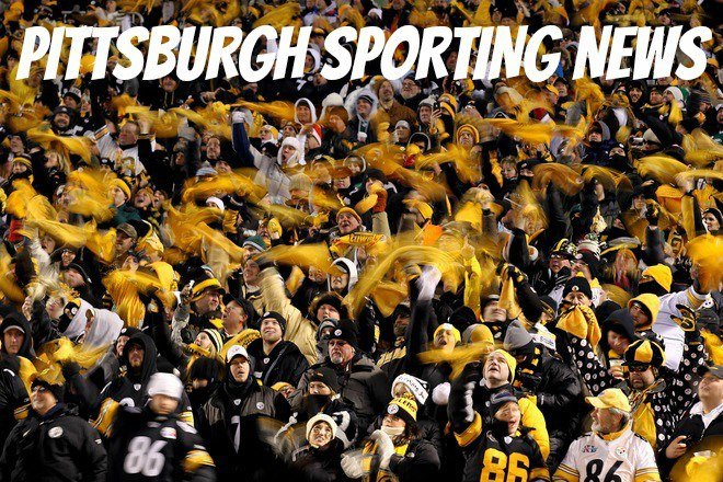 Pittsburgh Sporting News cover