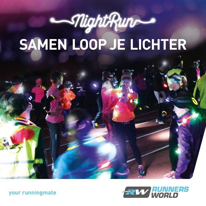 Runnersworld Leiden cover