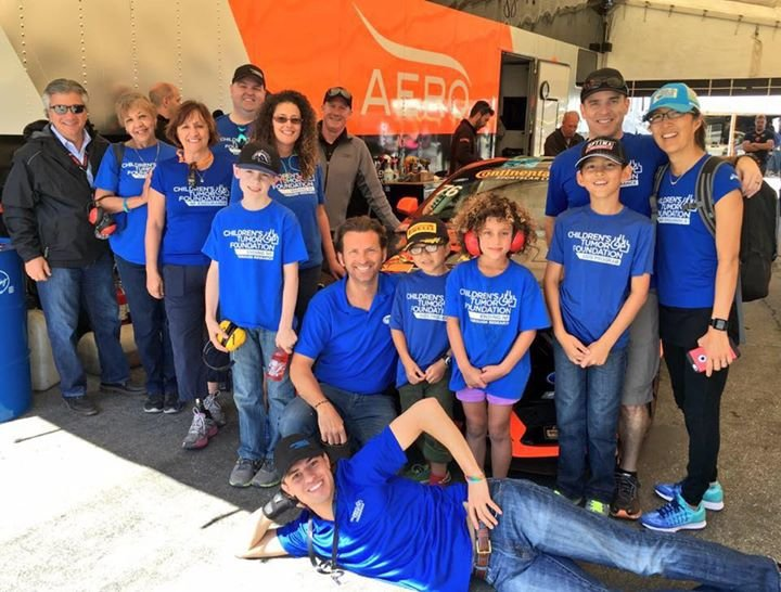 Racing4Research - Children's Tumor Foundation cover