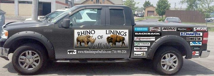 Rhino Linings of Buffalo cover
