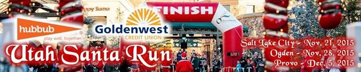 Utah Santa Run cover