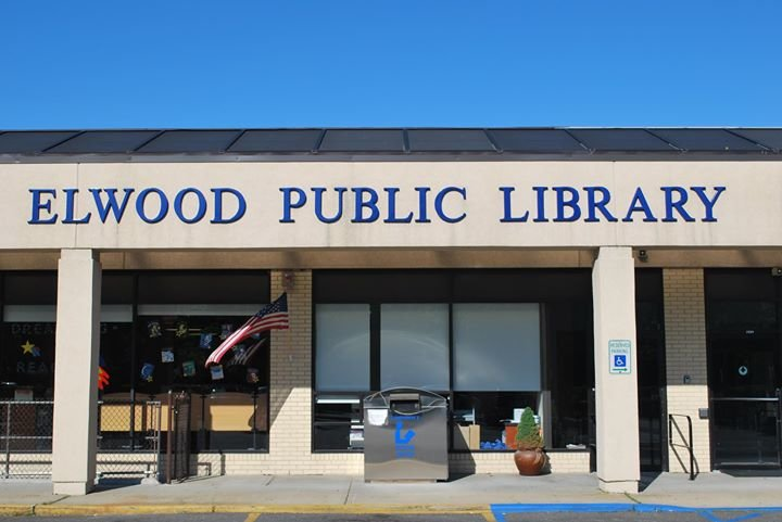 Elwood Public Library cover