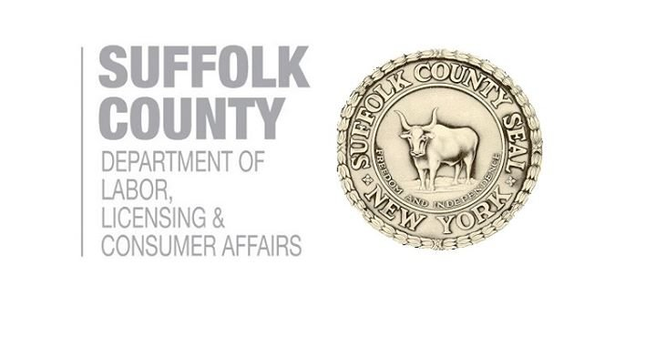 Suffolk County Department of Labor, Licensing & Consumer Affairs cover