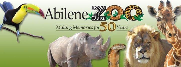 The Abilene Zoo cover