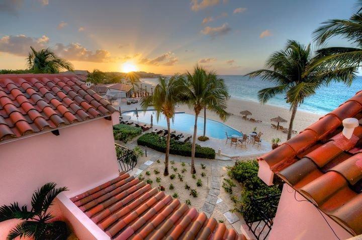 Frangipani Beach Resort cover