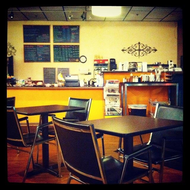 Cafe DeSales cover