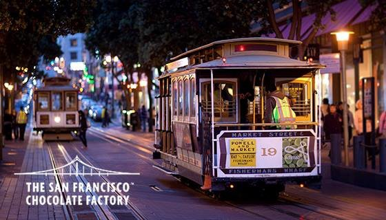 The San Francisco Chocolate Factory cover