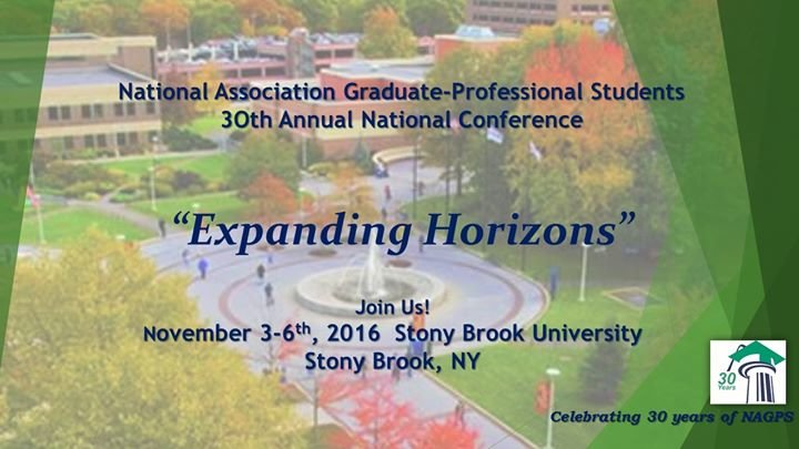 Stony Brook Graduate Student Organization cover